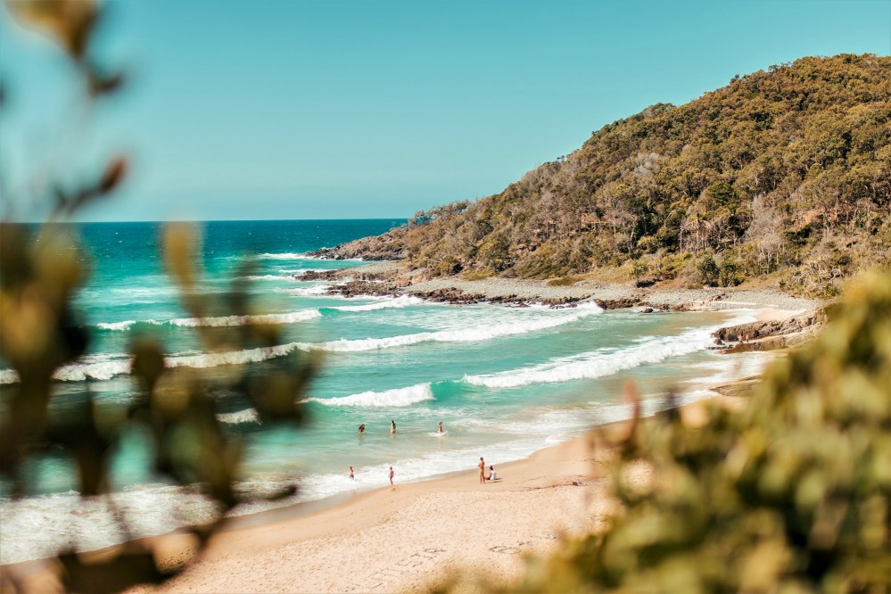 visit Noosa Heads in Australia for a road trip with kids
